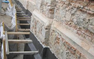 Bauwerksabdichtung